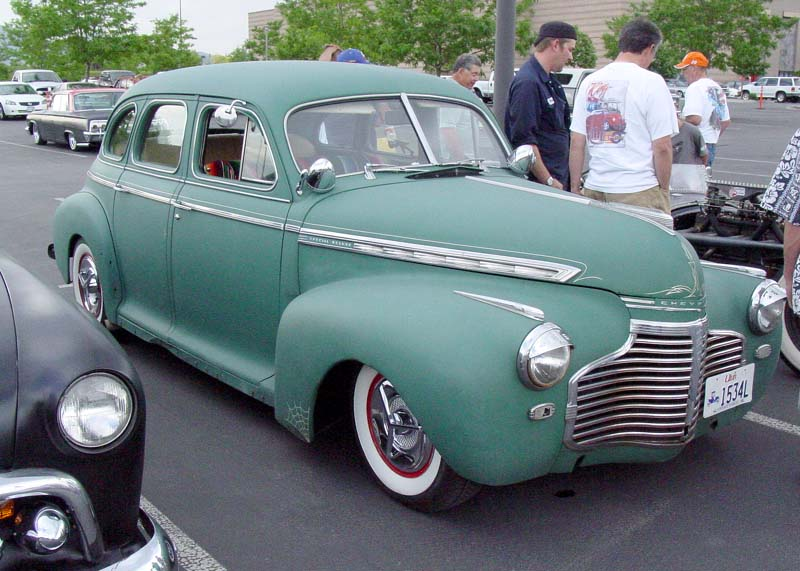 1941 chevy 4dr for 1941 chevy 4 door sedan