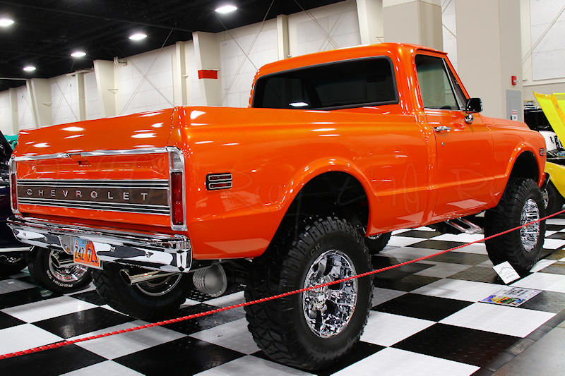 1972 Chevy 4x4 Pick Up